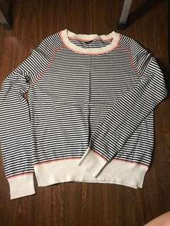 TopShop Long sleeve stripes