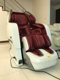 GINTELL DèSpace UFO massage chair