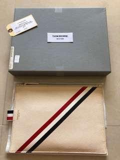 Thom Browne Large Coin Purse Pebble Grain Calf Leather Not Bape Off-White Nbhd Wtaps Balenciaga