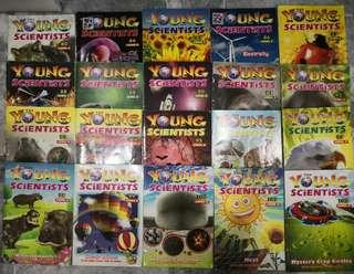 Young scientists magazines(Level 2)