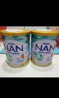 🚚 Nestle Nan Optipro Kid 4 900g