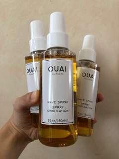 [PRICE UPDATED] OUAI 5 fl oz (150 ml) Wave Spray Ondulation