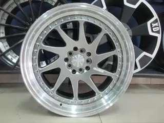 Wheel Racing OZORA 707 HSR R19X85/95 H5X112 ET35/33 SMF