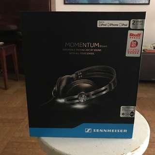 Sennheisser Momentum Mk 1 over ears headphones