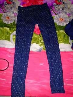 Celana denim panjang jeans
