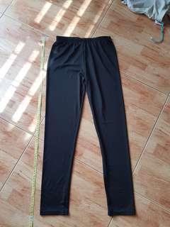 BNIB black 7/8 leggings #dressforsuccess30