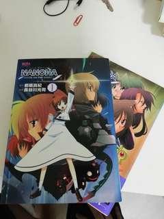 Nanoha movie 1st Japanese manga