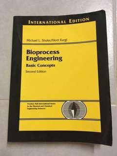 Bioprocess Engineering Basic Concept 2nd edition