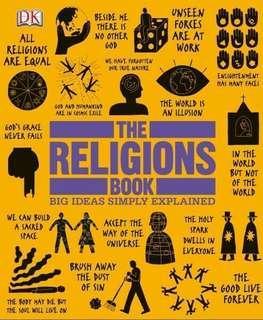 ( MINGGU SPESIAL ) The Religions Book DK Publishing ebook
