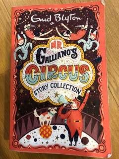 🚚 Mr Galliano's Circus story collection