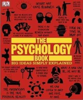( MINGGU SPESIAL ) The Psychology Book DK Publishing ebook