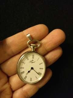 歐洲古董 德國Royal 機械手動錶吊墜陀錶