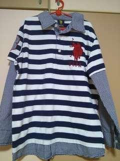 🚚 Authentic RL Polo Shirt