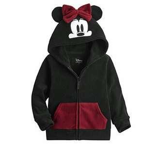 米妮 米老鼠 聯名款 fleece 外套