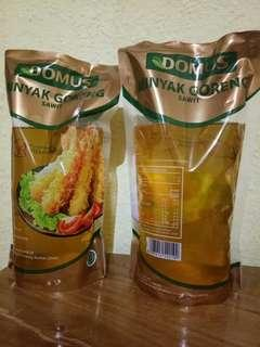Minyak goreng DOMUS