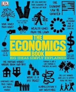 ( MINGGU SPESIAL ) The Economics Book DK Publishing ebook