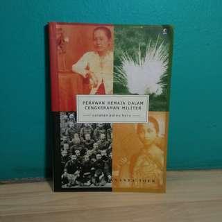 Buku Pramoedya Ananta Toer - Perawan Remaja dalam Cengkraman Militer Secondhand Bekas
