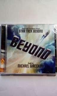 CD Soundtrack Star Trek Beyond