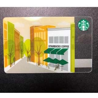 Starbucks Card - Hong Kong (#2)