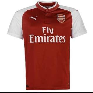 Arsenal Puma Jersey 17/18