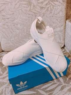 Adidas-superstar slipon