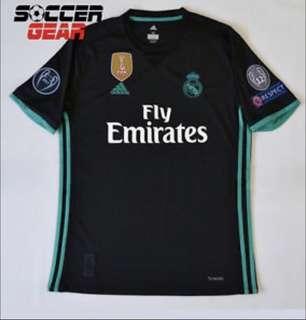 Real Madrid adidas Jersey 17/18
