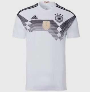Germany World Cup 2018 adidas Jersey