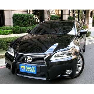 2012 GS250 2.5 跑9萬 特價8X萬即可入主
