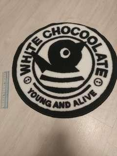 White Chocoolate Mat 地氈