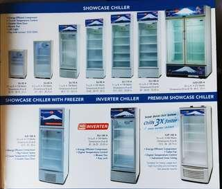 Fujidenzo Upright Chillers And Freezers For Sale