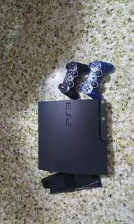 PS3 with remote