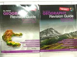 All About Geography Revision Guide Secondary 3 and 4 Express/ N(A)