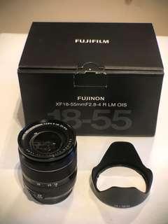 85% 新 Fujifilm XF 18-55 2.8-4 鏡頭