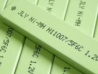 磁帶機1100毫安口香糖電池 CD MD機口香糖(可重複使用)