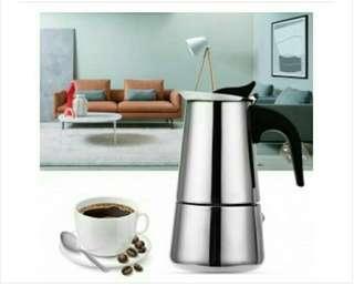Coffe maker moka pot 200ml