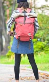 Coleman outdoor backpack - color: Pink (NEW)背囊