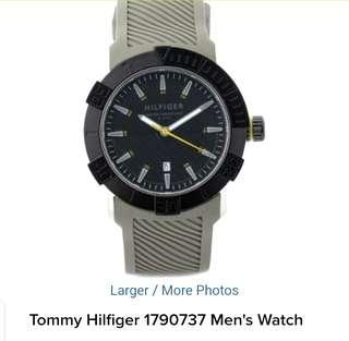 🚚 Tomny Hilfiger Stainless Steel Watch