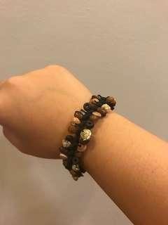 Brown Shells Bracelet