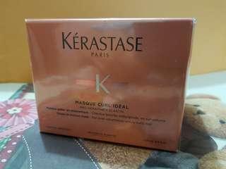 Masker Rambut Kerastase: Masque Curl Ideal 200ml