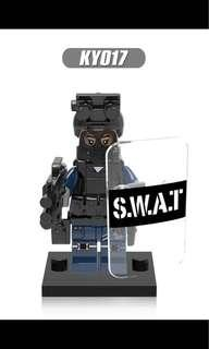 🚚 Inspired Lego Swat Police