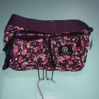 Purple Lavender Sling Bag