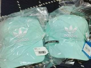 全新正版 Adidas Tiffany Blue cap 帽 100%authentic