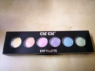 Chi Chi Eye palette