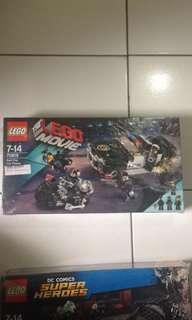 LEGO set 70819 bad cop car case