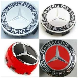 Merc Wheel Cap 4Pcs NEW