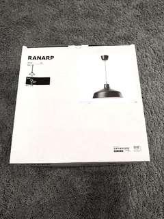 New Ikea Ranarp Pendant lamp 宜家傢俬吊燈罩