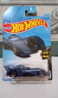 Hot Wheels TH Batman 1989 Batmobile