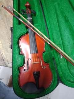 Violin for kids size 1/2 (48 cm)