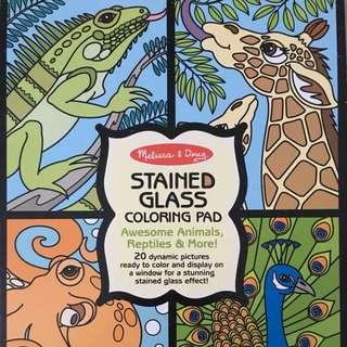 Storybooks (stained glass)