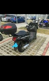 Scooter (sym gts 200)for sale!!